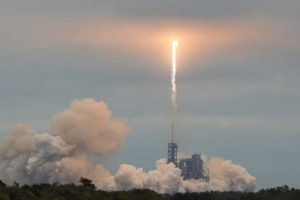 SpaceX Launches 19th Cargo Mission To Space Stations Carrying Robot