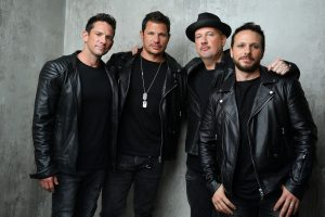 98 Degrees @ Caesars RESCHEDULED TO JULY 11TH