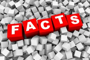 Five Random Facts for Thursday