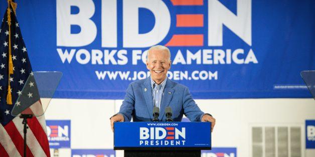Joe Biden Wins New Jersey, Delaware Primaries In Landslide Victory
