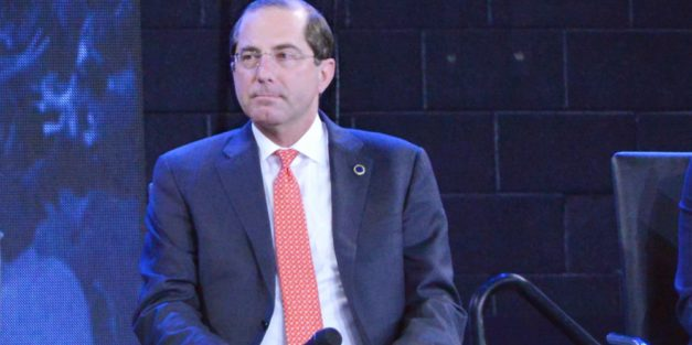 """HHS Secretary Alex Azar Says Coronavius Vaccines """"Could Be"""" Available By Year's End"""