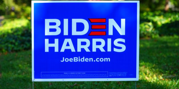 Maryland Man Arrested For Threatening To Kill Senators Joe Biden And Kamala Harris