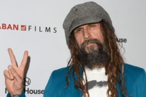 Director Rob Zombie shares a look at the cast for the upcoming 'The Munsters' reboot
