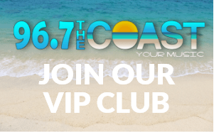 96 7 The Coast - Your Music