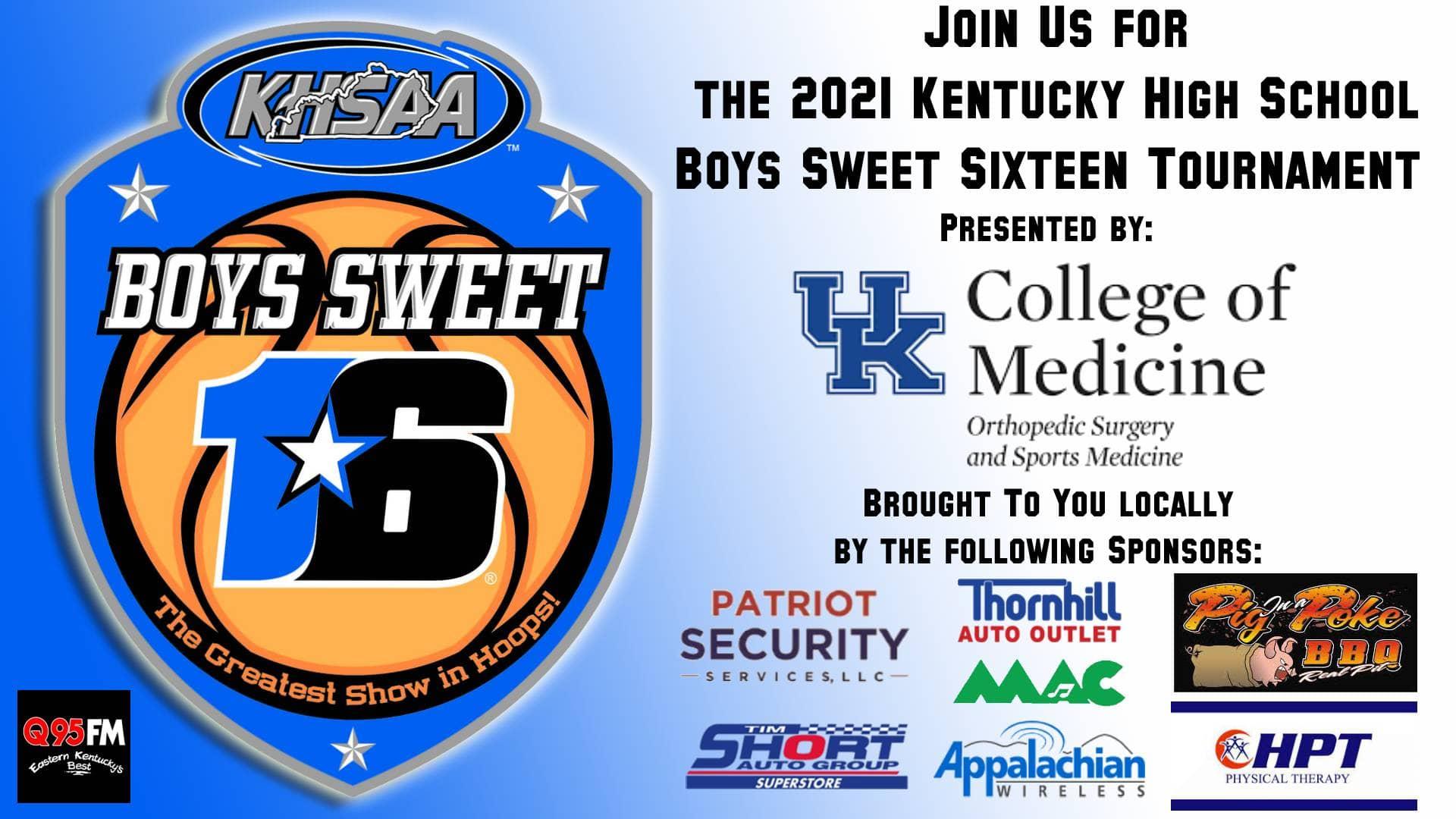 2021 KHSAA Sweet 16