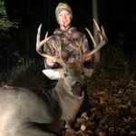 ry-hamlin: Ry Hamlin with a big 10 pointer that scores Almost 150 inches! This is his biggest buck!