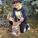 Gage-Deer-2020: Gage Breining, 13pt with Crossbow