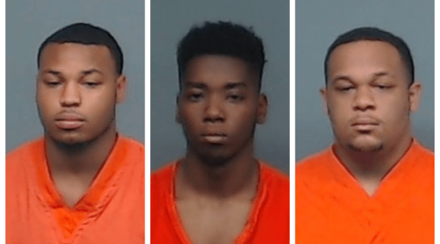 Three Shooting Suspects