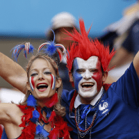 Fans continue to celebrate after France takes home the 2018 FIFA World Cup