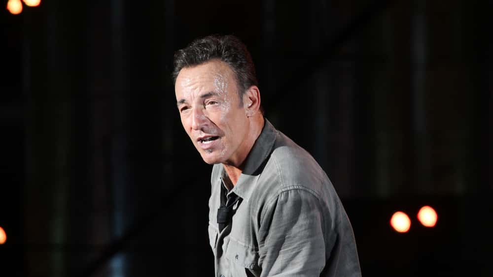 Bruce Springsteen Is Getting a Show on Netflix
