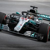 Lewis Hamilton signs two-year deal with Mercedes