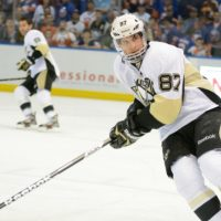 Pittsburgh Penguins Sidney Crosby Skips Practice With Upper-Body Injury