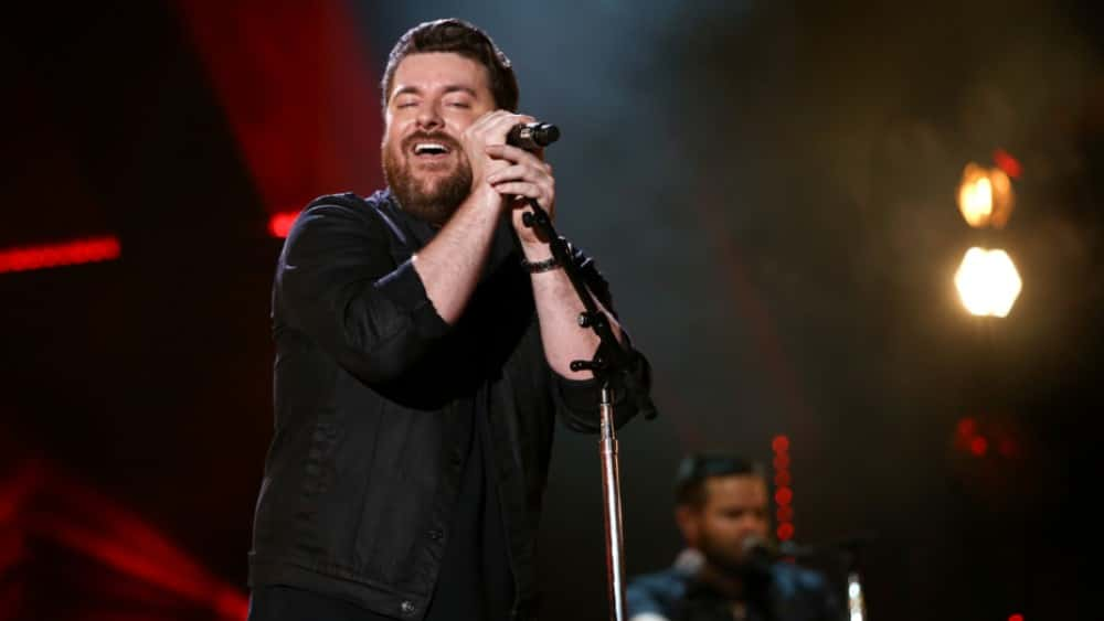 """Chris Young Teases New Tune Called """"Raised On Country"""""""