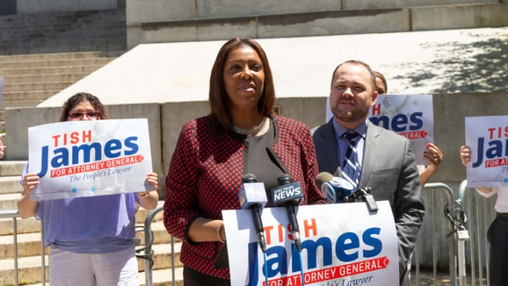 Incoming New York Attorney Letitia James General Planning Investigations Of President Trump And Family