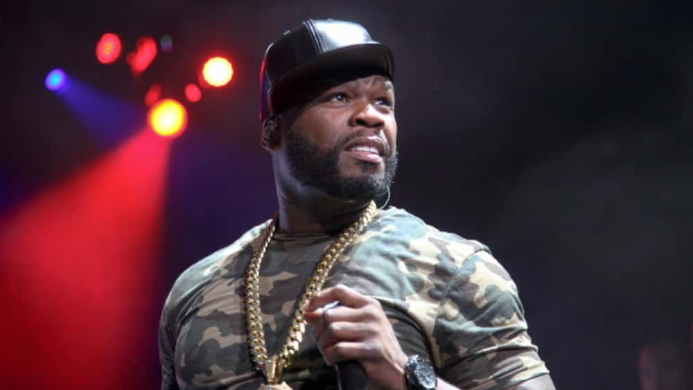 50 Cent Says Collaboration With Eminem & Ed Sheeran Is On The Way