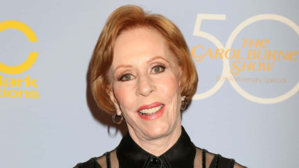 Carol Burnett To Receive Inaugural Golden Globe Award For TV Achievement