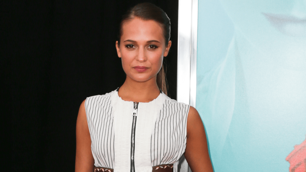 Alicia Vikander to Star And Produce 'Dial M for Murder' TV Series