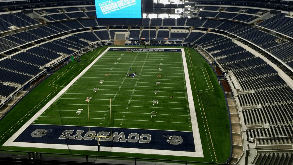 Washington Defeats Dallas Cowboys 41-16 To Take Lead In NFC East