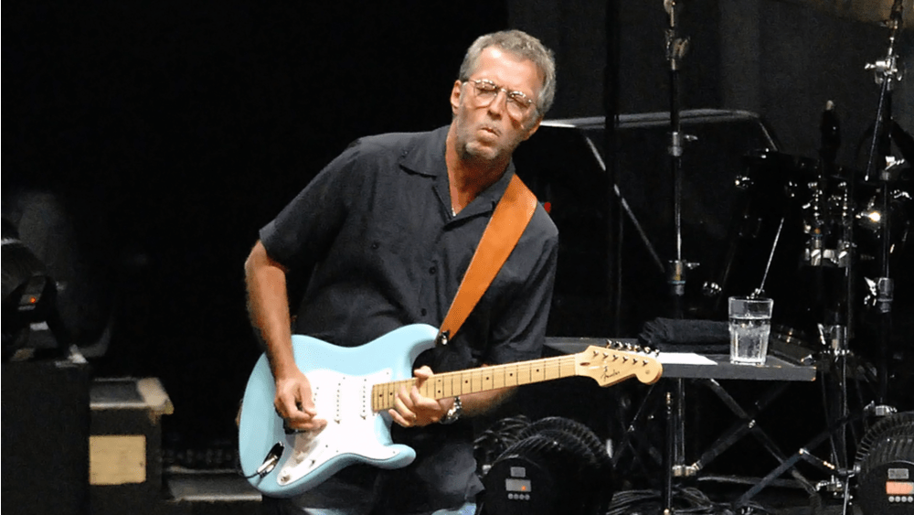 Eric Clapton And Van Morrison Team Up For New Song 'Stand and Deliver'