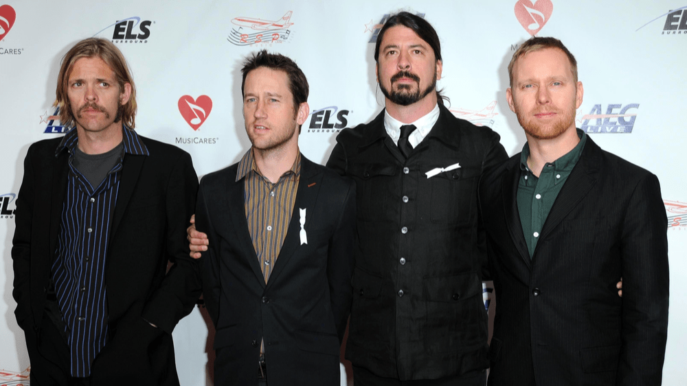 Foo Fighters Release 'Waiting On War' Video
