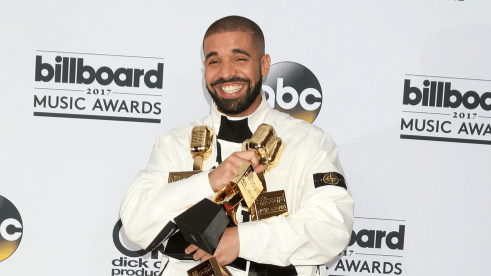 Drake becomes first artist to surpass 50 billion streams on Spotify