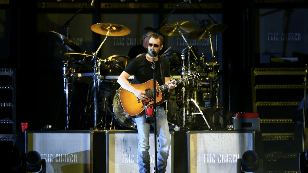 Eric Church will sing National Anthem at Super Bowl LV