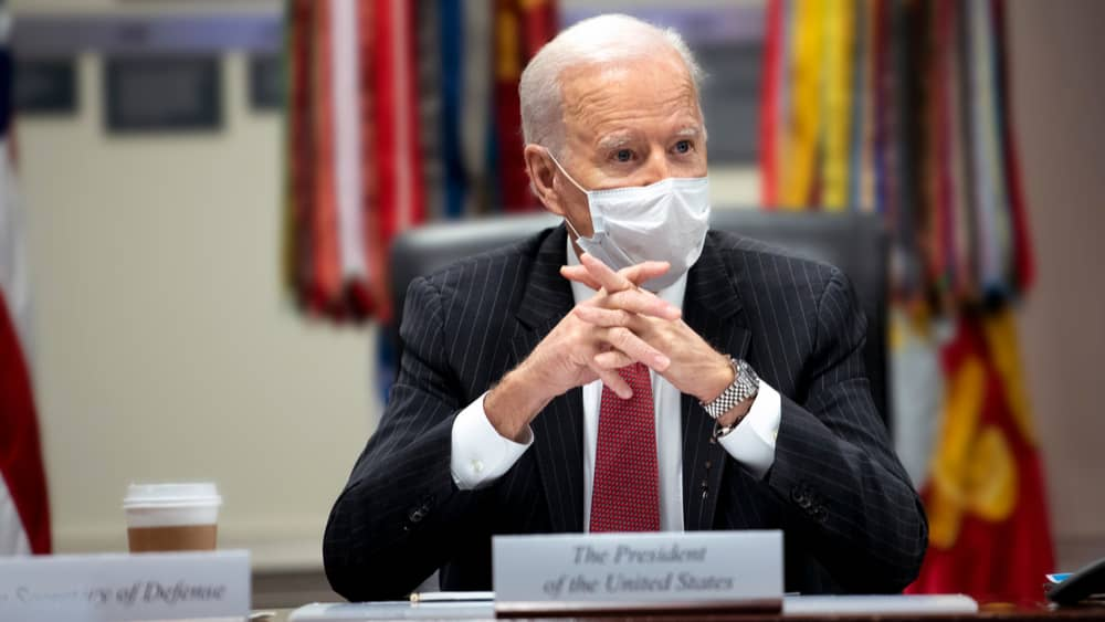 President Biden ends negotiations with Senator Capito and Republicans over infrastructure legislation
