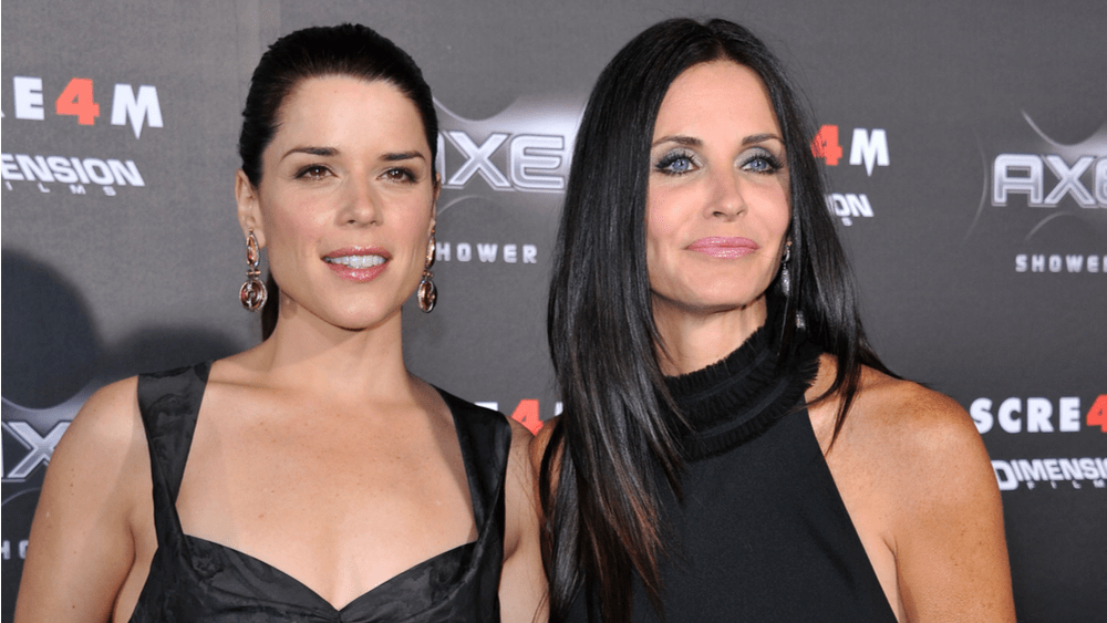 Take a look at Courteney Cox, Neve Campbell, and David Arquette in the trailer for 'Scream 5'