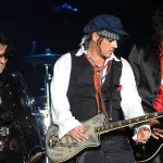 "Hollywood Vampires Announce Tour And Drop New Video ""I Want My Now"""