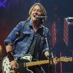 """Keith Urban Releases First-Ever Christmas Tune """"I'll Be Your Santa Tonight"""""""