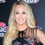 Carrie Underwood Becomes Emotional As 'Cry Pretty' Is Certified Platinum