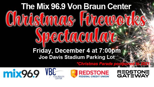 Mix 96,9 Christmas Parade 2020 Photos Christmas Fireworks Spectacular | Mix 96.9 | Mix means VARIETY