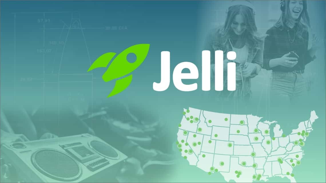 Advertisers Focus 360's Jelli Network