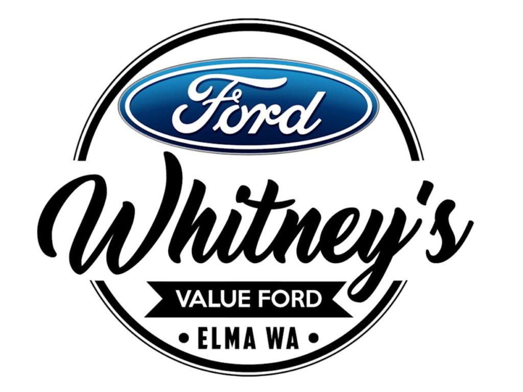 Whitneys Ford Logo