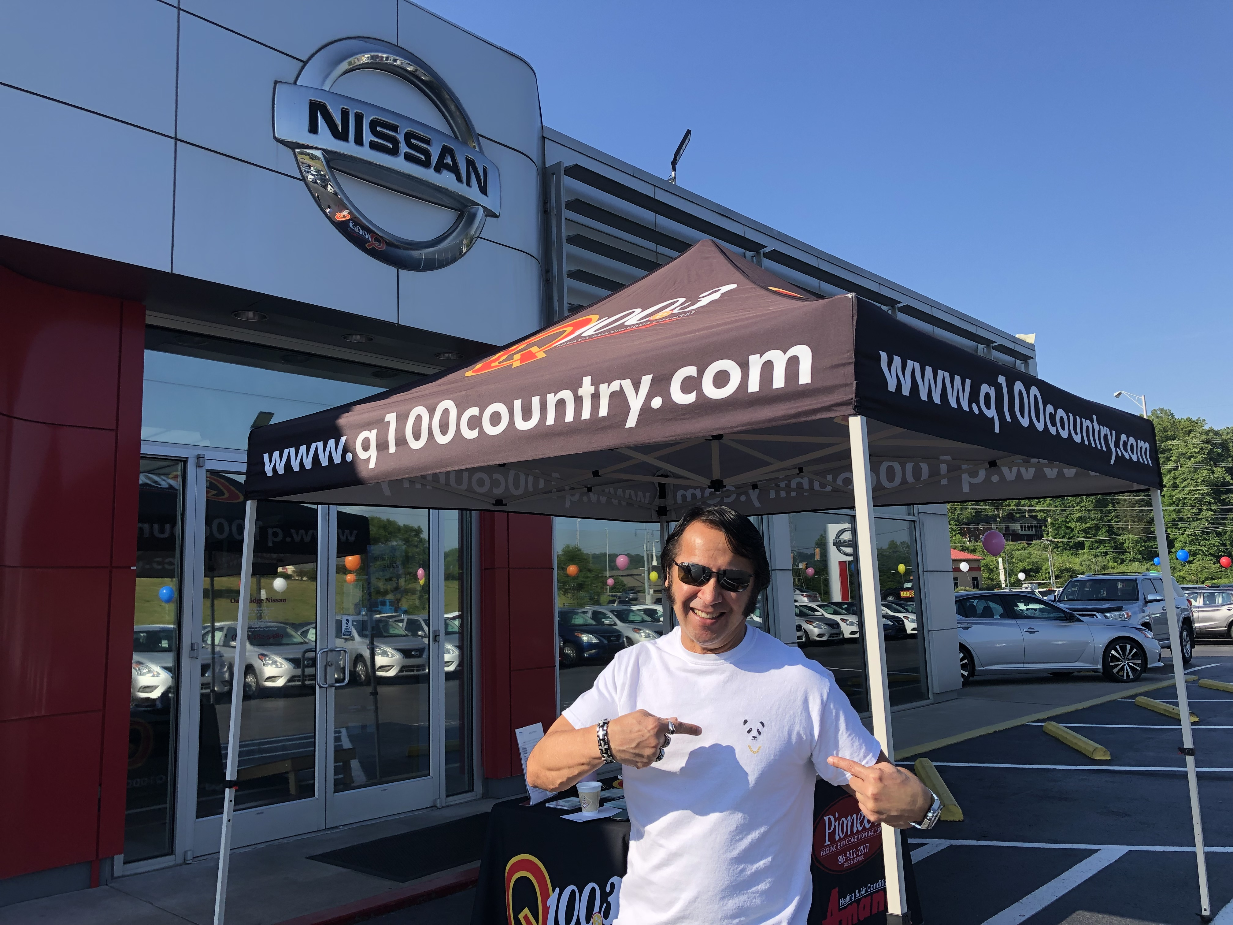 Blue Ridge Nissan >> Oak Ridge Nissan May 18 2019 Wcyq Knoxville Tn Summit