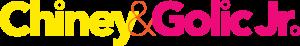 Chiney & Golic Jr. logo