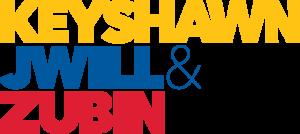 Keyshawn JWill & Zubin logo