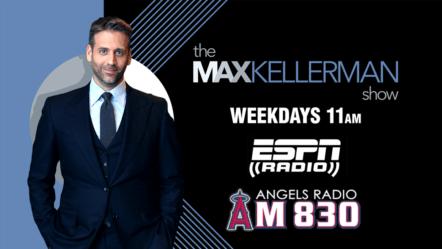 Max Kellerman Show AM830 11 AM