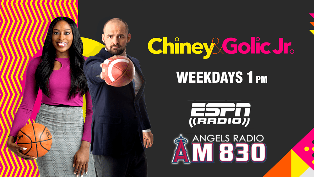 Chiney & Golic Jr Big Banner AM830 1 PM