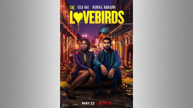 The Lovebirds Starring Issa Rae And Kumail Nanjiani Comes To