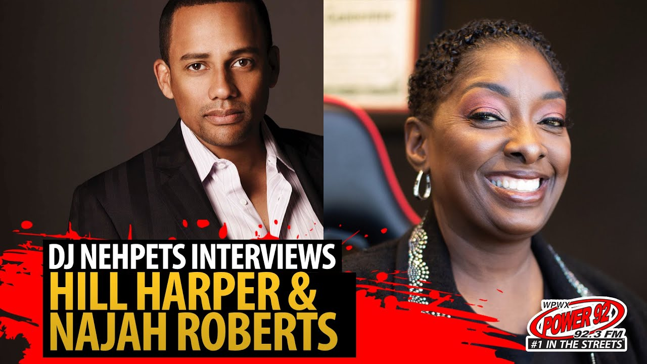 Hill-Harper-Najah-Roberts-on-The-Black-Wall-Street-Digital-Wallet-Cryptocurrency-NFTs-More