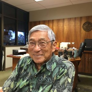 Island Conversations #48–Mayor Harry Kim plus Prosecutor Mitch Roth announces mayoral run