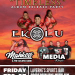 "Ekolu ""Timeless"" Album Release Party – Kona"