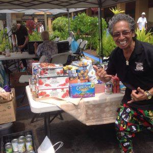 Island Conversations #57 — Hawaii Island Food Basket and upcoming food and cash drive
