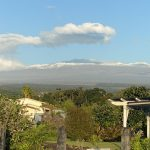 View from the backyard in Hilo.