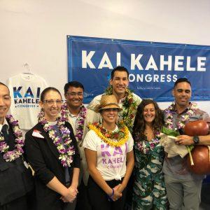 Island Conversations #58–Sen Kai Kahele, US Congress Candidate