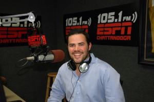 WESTON WAMP - ESPN RADIO PHOTO