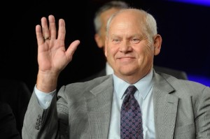Phillip Fulmer - Suit and Tie