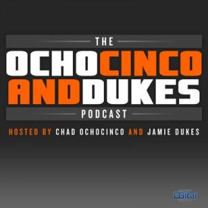 Ochocinco and Dukes Podcast - Logo