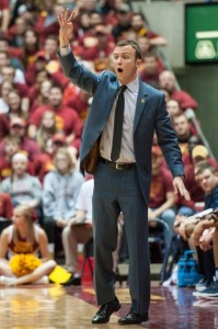 NCAA Basketball: Chattanooga at Iowa State